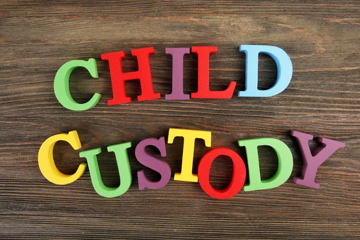 child custody orange county
